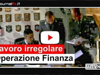 """Operazione """"Fuori Busta"""", Finanza scopre 154 lavoratori senza contributi"""