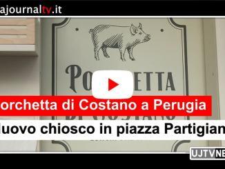 Chiosco Porchetta di Costano a Perugia, boccata di ossigeno per l'economia
