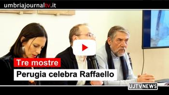 Tre grandi mostre nel segno di Raffaello, Perugia celebra il grande artista