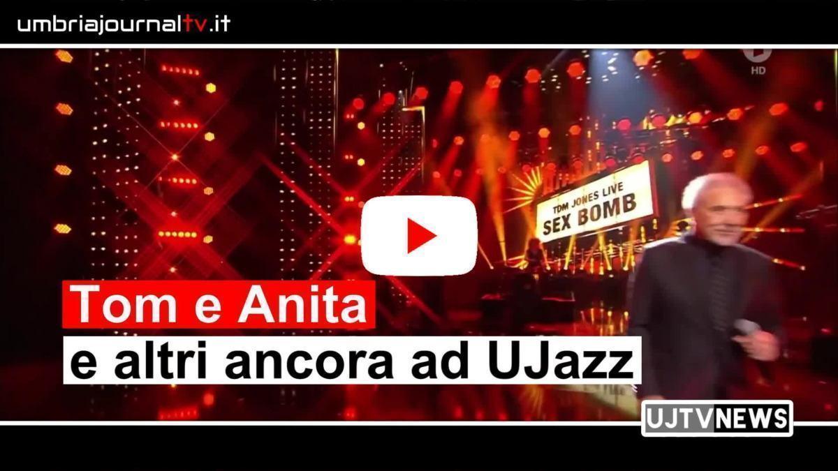 Pubblichiamo il programma completo di Umbria Jazz, ci sarà Tom Jones