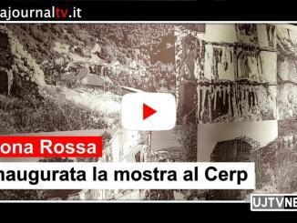 """Inaugurata mostra """"Zona Rossa. Viaggio nei luoghi del terremoto 2016"""""""