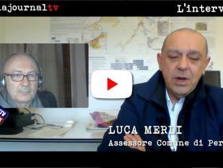 Coronavirus e città di Perugia, intervista con l'Assessore Luca Merli
