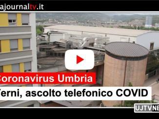 Coronavirus, Terni, attivato punto di ascolto telefonico per supporto psicologico
