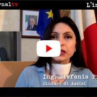 Coronavirus ed emergenza, intervista al sindaco di Assisi, Stefania Proietti 🔴