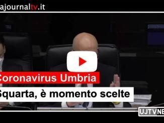 Coronavirus Umbria, Squarta, è momento scelte straordinarie