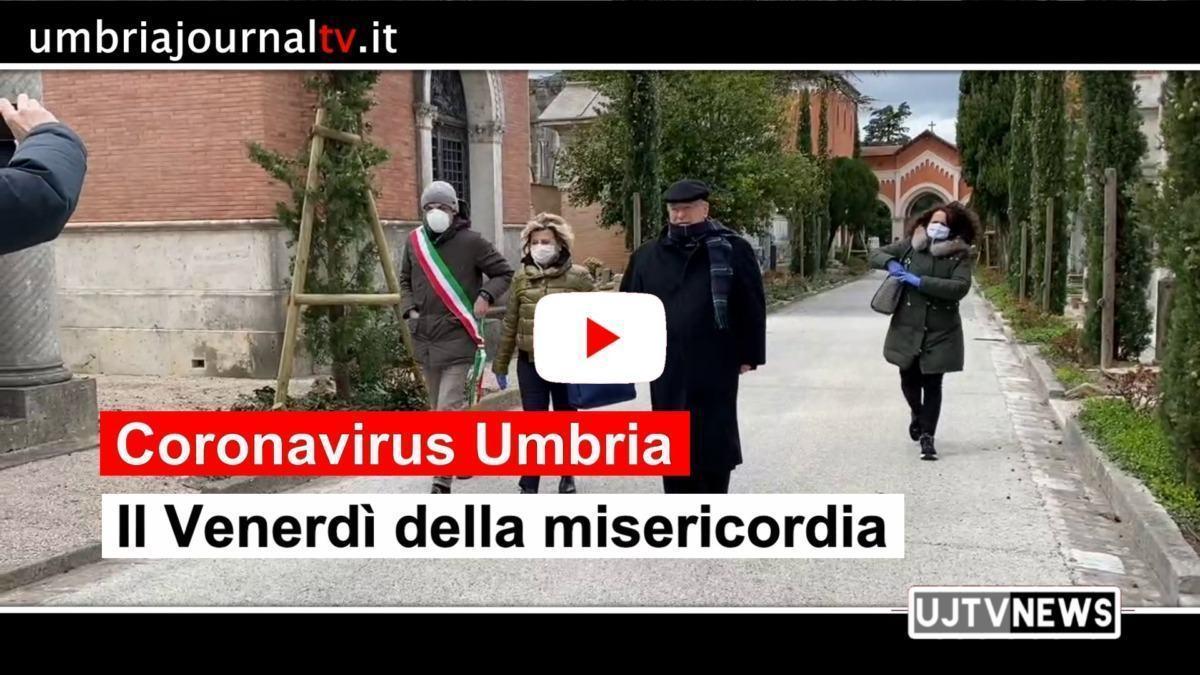 Coronavirus, il Venerdì della misericordia, i vescovi dell'Umbria in preghiera