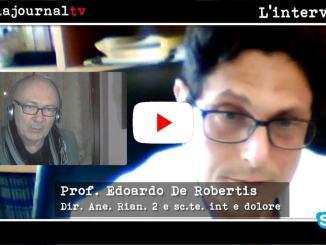 Contro CoVid 19, una guerra che si combatte ogni giorno, prof Edoardo De Robertis