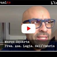 L'Umbria come l'Italia hanno diritto di risollevarsi, intervista con Marco Squarta
