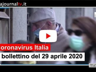 Coronavirus, l'Italia continua a guarire, il bollettino del 29 aprile