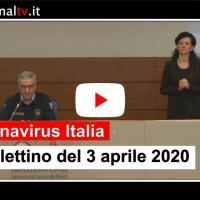 Coronavirus, in Italia 2.339 positivi in più al 4 aprile