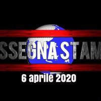 La video rassegna stampa di lunedì aprile 2020, le prime di copertina