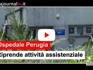 Ospedale di Perugia, riprende l'attività assistenziale sospesa per Covid 19