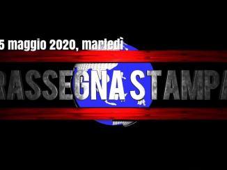 La video rassegna stampa da sfogliare di martedì 5 maggio 2020