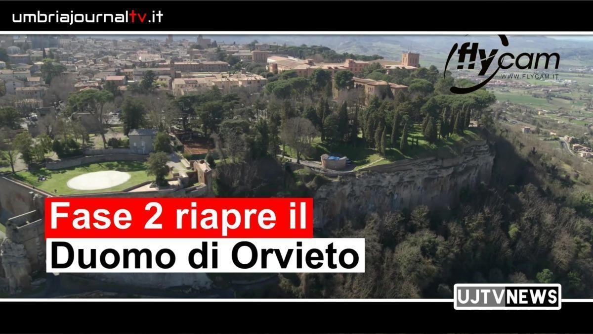 Riaprono Duomo Orvieto e museo previsti ingressi contingentati e sanificazione ambienti