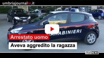 Aggredisce la fidanzata e i carabinieri a Ponte San Giovanni, arrestato