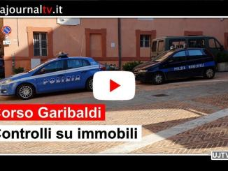 Blitz delle forze dell'ordine in Corso Garibaldi a Perugia, 13 edifici controllati