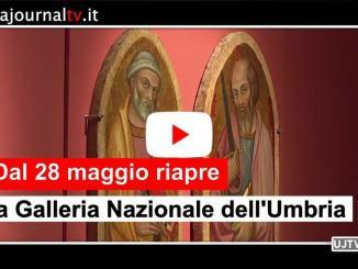 Riapre la GalleriaNazionale dell'Umbria di Perugia, dal 28 maggio