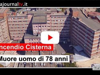 Incendio cisterna gasolio a Montecchio, muore uomo di 78 anni