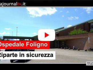 L'ospedale riparte in sicurezza è il San Giovanni Battista di Foligno