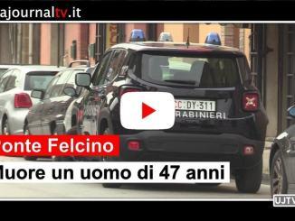 Tragedia a Ponte Felcino, muore un uomo di 47 anni, indagini