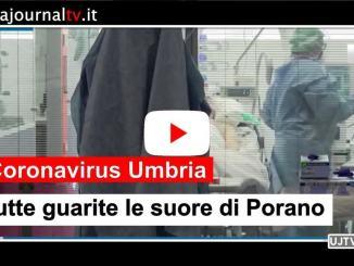 Coronavirus, tutte negative le suore del convento di Porano