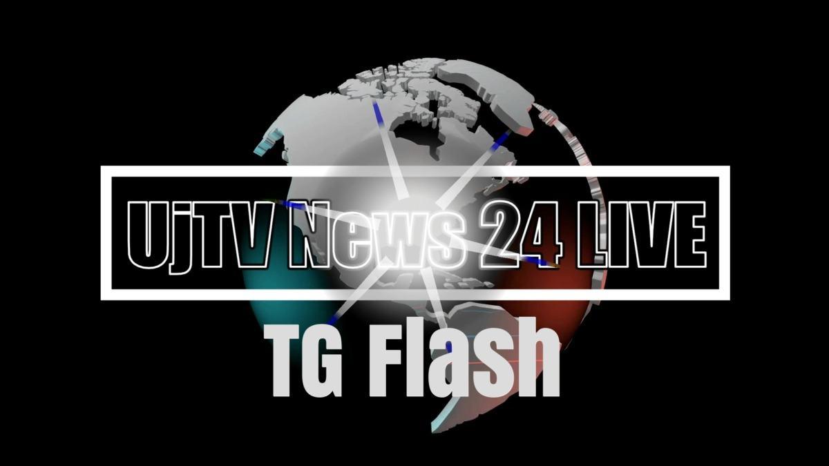 Tg della sera dell'Umbria di UJtv news del 25 maggio 2020