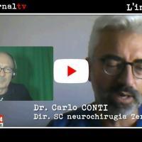 Cellule staminali contro Sclerosi multipla e Sla, intervista con dr Carlo Conti neurochirurgo 🔴▶ video