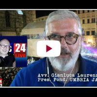 Nuovo presidente Fondazione Umbria jazz, Gianluca Laurenzi, l'intervista