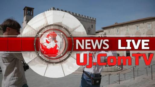 Il telegiornale dell'Umbria UjTVNews edizione della sera 7 luglio 2020