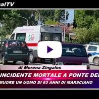Mortale a Case Nuove, Ponte della Pietra Perugia