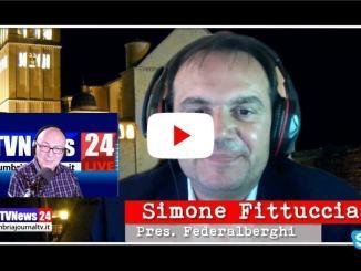 Effetti Covid su imprese turistiche intervista con Simone Fittuccia Federalberghi