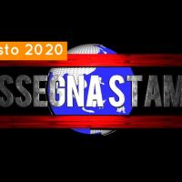 La rassegna stampa in pdf dell'11 agosto 2020, in video