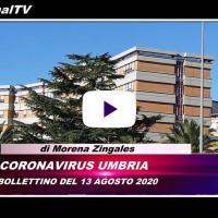 Telegiornale dell'Umbria edizione della sera Tg Umbria 13 agosto 2020 giovedì 🔴