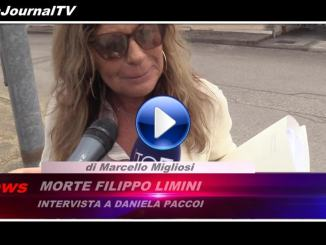 Morte Filippo Limini, intervista all'avvocato Daniela Paccoi