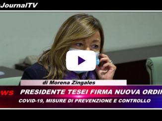 Telegiornale dell'Umbria edizione del sabato, 10 ottobre 2020