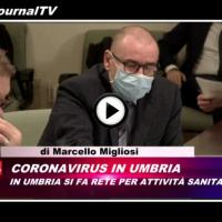 Telegiornale dell'Umbria edizione della sera Tg, 30 novembre 2020 lunedì