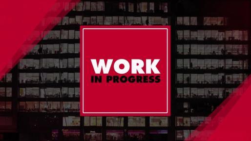 Work In Progress, una grande sfida ambientale, episodio 13