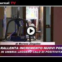 Telegiornale dell'Umbria edizione della sera Tg, 4 febbraio 2021 giovedì