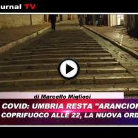 Telegiornale dell'Umbria edizione della sera Tg, 5 marzo 2021 venerdì