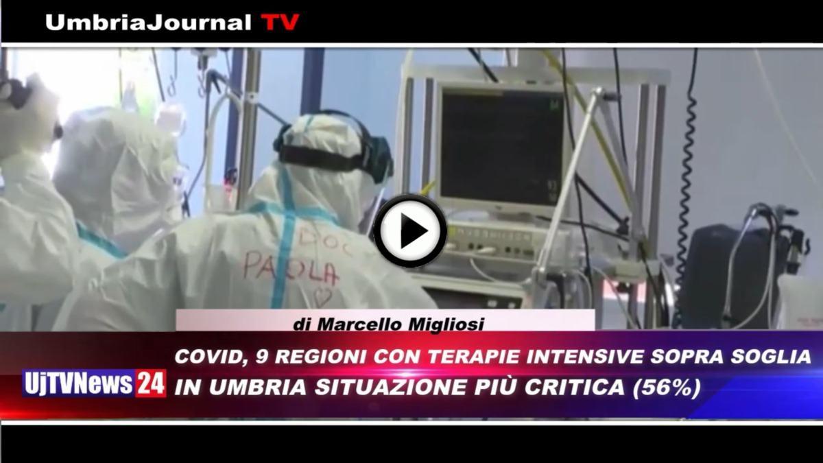 Telegiornale dell'Umbria edizione della sera Tg, 2 marzo 2021 martedì