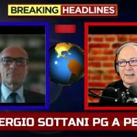 Intervista con il nuovo Procuratore Generale di Perugia, Sergio Sottani