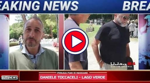 Il laghetto verde - Intervista a Daniele Toccaceli, proprietario del Lago di Perugia