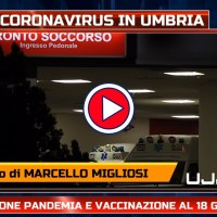 Nessun morto per covid in Umbria, calano attuali positivi, 40 guariti