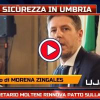 """Sicurezza, Molteni: """"Dieci agenti di Polizia arriveranno a Perugia e Terni"""""""