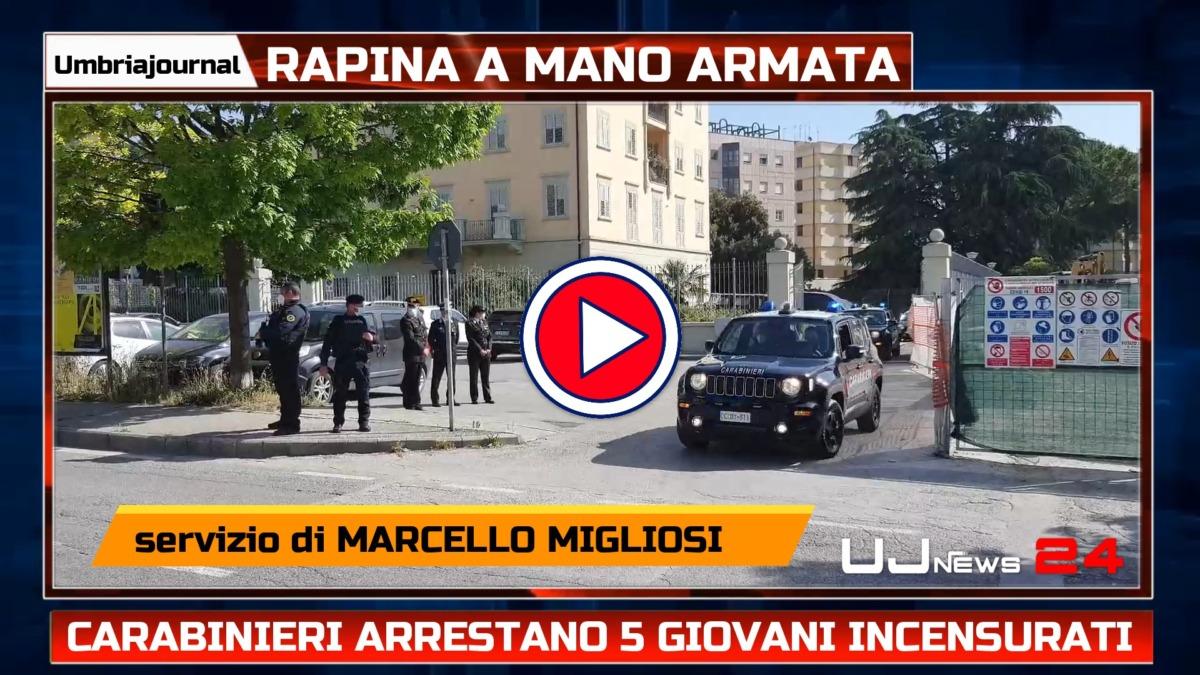 Rapina stile 'Arancia Meccanica', tre 18enni arrestati, due minorenni in comunità