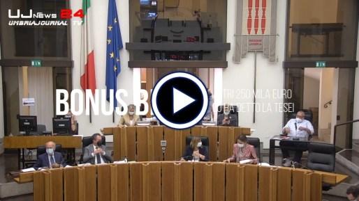 Tesei, altri 250 mila euro per il bonus bebè, lo annuncia la presidente