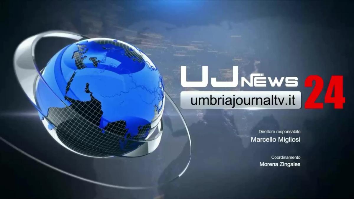 Tg dell'Umbria, il Telegiornale della sera, ultime notizie video 23.09.2021