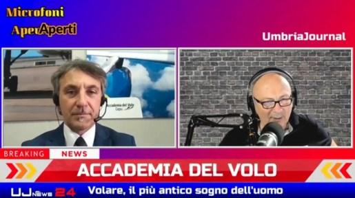 Accademia del volo aeroporto San Francesco di Assisi, intervista avv. Di Giacomo
