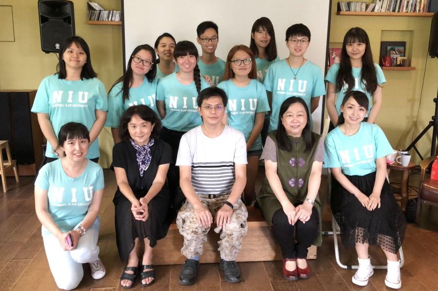 IMG 5503 feature - 交流团成员赴花莲学习游览 会见作家朱天心