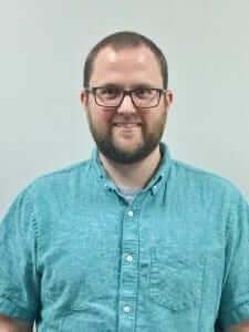 Pastor Mark Johnson